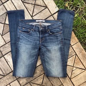 J Brand The Pencil Leg In Phoebe Jeans Size 25